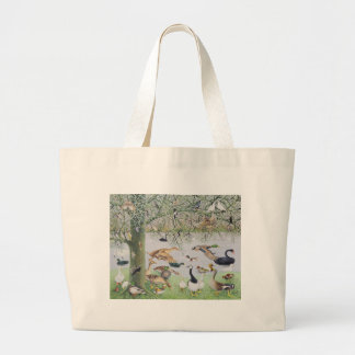 The Odd Duck Large Tote Bag