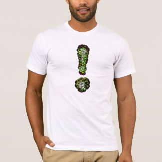 The Odd Rings of Exclamation T-Shirt