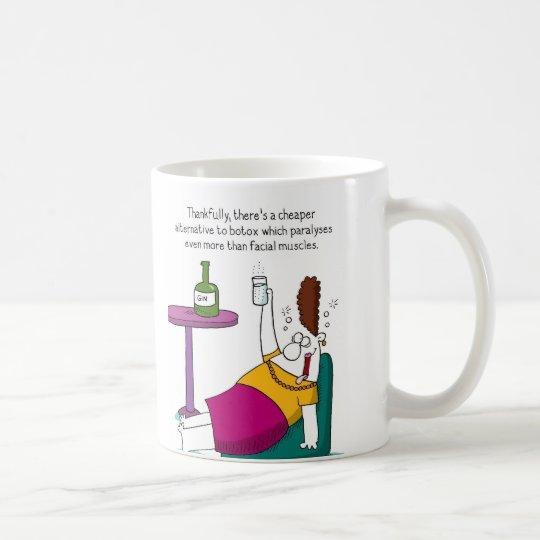 The Odd Squad's Botox Gin Mug
