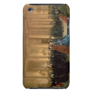 The Odeon Theatre, Paris, 1869 (oil on canvas) iPod Touch Case-Mate Case