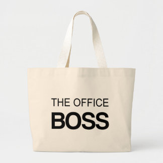 The Office Boss Tote Bag