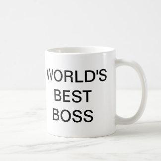 the office - World's Best Boss Mug
