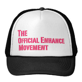 The Official Enhance Movement by Enhance Du'Vera Cap