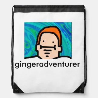 the official gingeradventurer bag