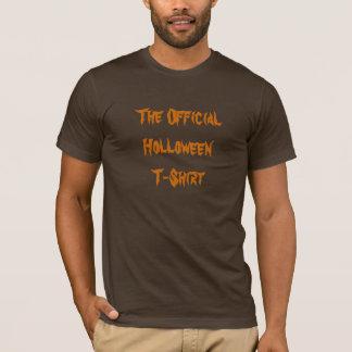 The Official Holloween T-Shirt