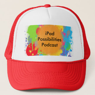 The Official iPad Possibilities Podcast Hat