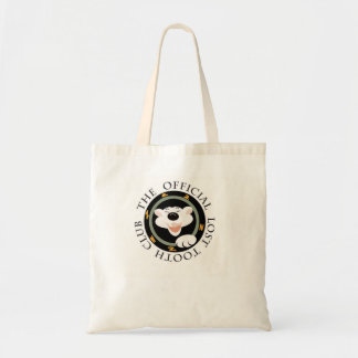 The Official lost tooth club badge Tote Bags