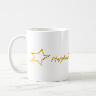 The official MarylandActor com mug NOW IN WHITE
