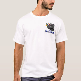 The Official PeoTrain Tailgate Shirt