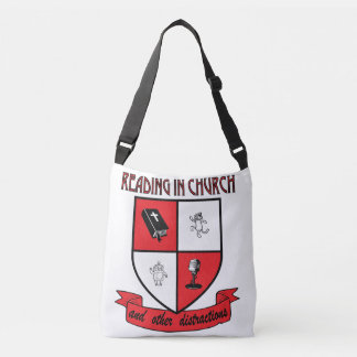 The Official Reading in Church Tote Bag