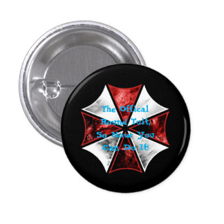 The Official Round Tuit 3 Cm Round Badge
