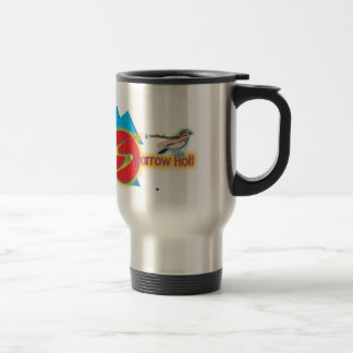 """The official """"Sparrow Holt"""" travel mug! Travel Mug"""