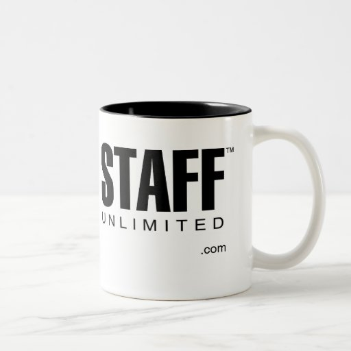 The Official 'STAFF Unlimited .com' Mug