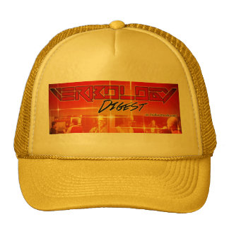 The Official VERBOLOGY DIGEST Trucker s Hat