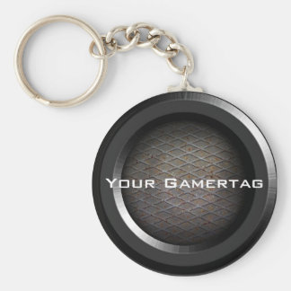 The Official VOD Customizable Key Chain