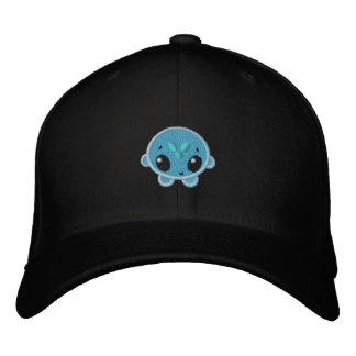 The Official Ziro Cap Embroidered Baseball Cap