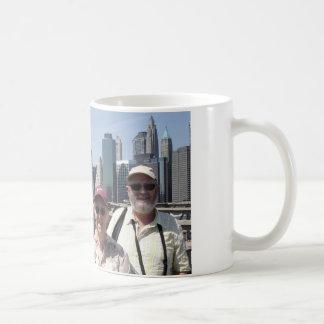 the ogets go to manhattan coffee mug