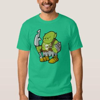 The Ogre shirts