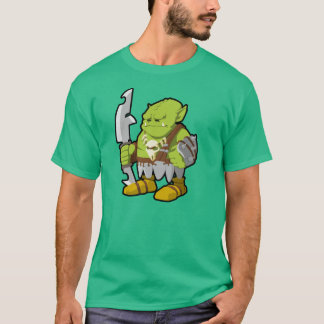 The Ogre shirts
