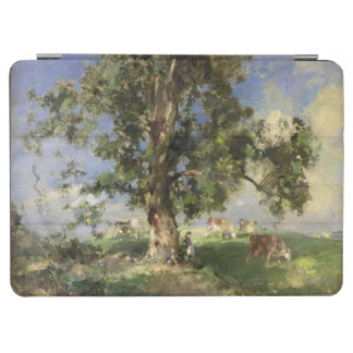 The Old Ash Tree (oil on canvas) iPad Air Cover