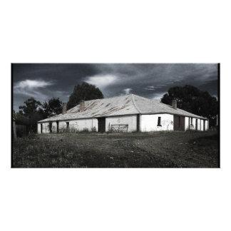 The Old Barn Colour Photo Card