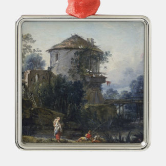 The Old Dovecote Christmas Ornament