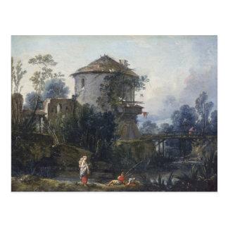 The Old Dovecote Postcard