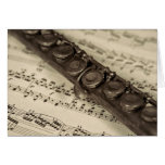 The Old Flute Stationery Note Card