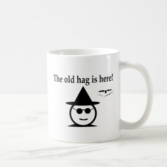 The Old Hag Coffee Mug