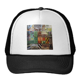 The Old Homestead Patchwork Range Mesh Hats