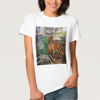 The Old Homestead Patchwork Range T-shirt