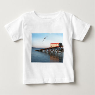 The Old Lifeboat Station at Tenby Baby T-Shirt