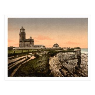 The Old Lighthouse, Hunstanton, Norfolk, England Postcards