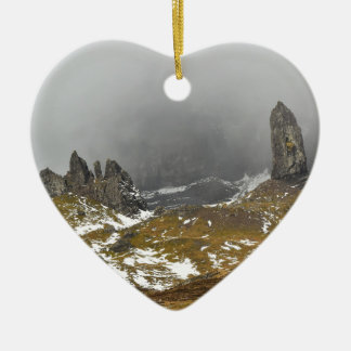 The Old Man of Storr Christmas Ornament