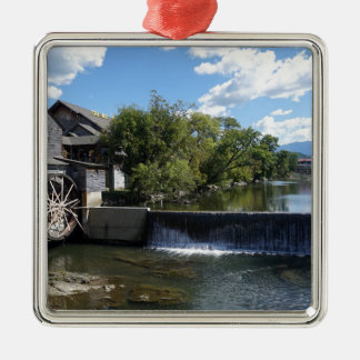 The Old Mill Christmas Ornament