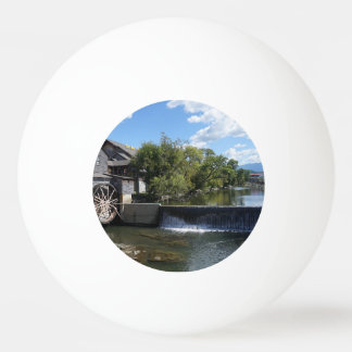 The Old Mill Ping Pong Ball