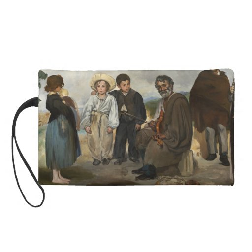 The Old Musician by Edouard Manet Wristlets