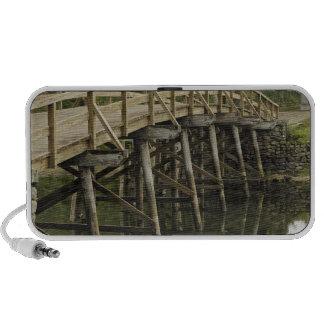 The Old North Bridge, Minute Man National Laptop Speakers