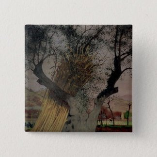The Old Olive Tree, 1922 15 Cm Square Badge