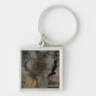 The Old Olive Tree, 1922 Key Ring