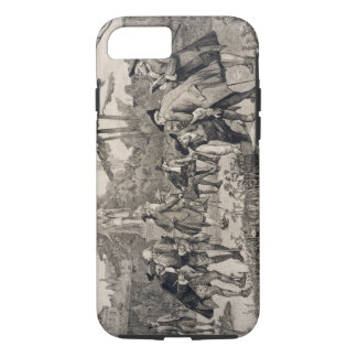 The Old Physic Garden of the Society of Apothecari iPhone 8/7 Case