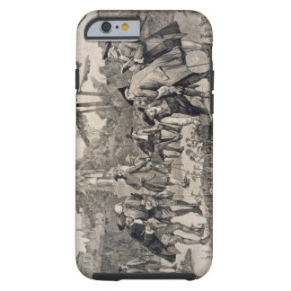 The Old Physic Garden of the Society of Apothecari Tough iPhone 6 Case