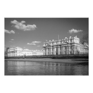 The Old Royal Naval College, Greenwich, England Photograph