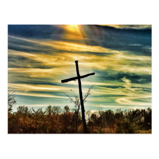 """""""The Old Rugged Cross"""" Post Cards"""