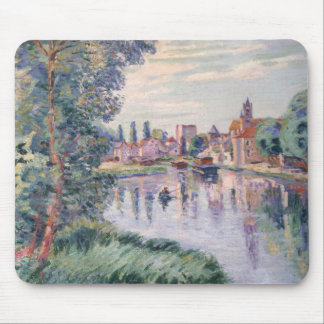 The Old Samois, c.1900 (oil on canvas) Mouse Mat