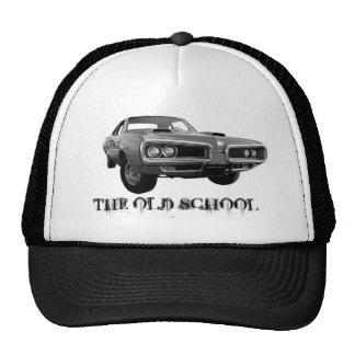 THE OLD SCHOOL CAR CAP
