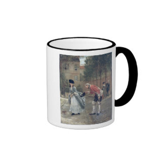 The Old Soldier 1869 Coffee Mug
