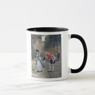 The Old Soldier, 1869 Mug