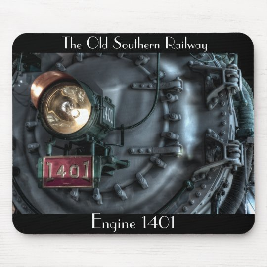 The Old Southern Railway Mouse Mat