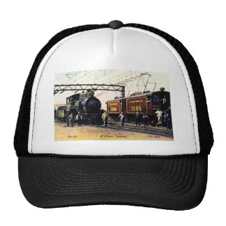 The Old The New St. Clair Tunnel Company Cap